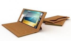 Laptop de Papel Reciclable