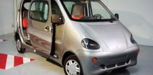 El auto MiniCAT utiliza aire comprimido como combustible