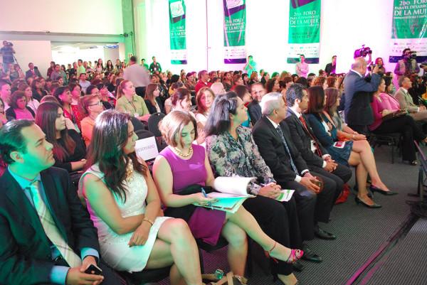 Mujer PyME 2013 auditorio