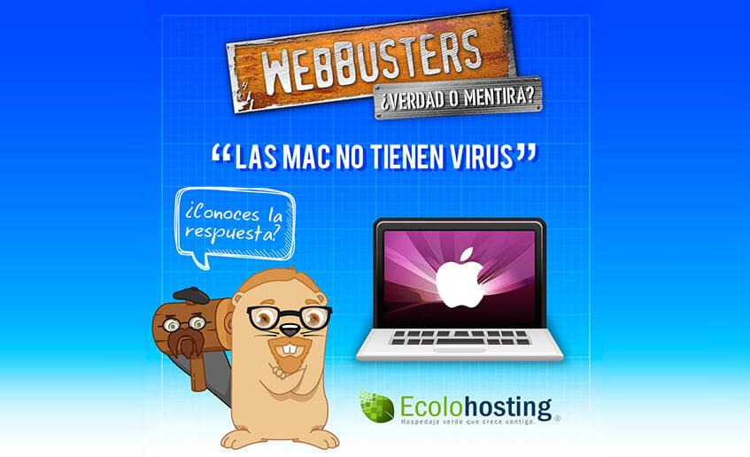 ¡Las Mac no tienen virus! ¿Verdadero o falso?