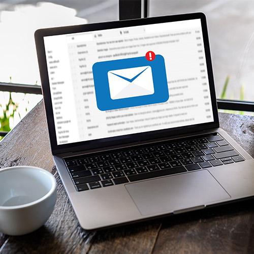Uso correcto del correo electrónico